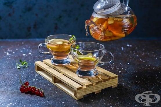 Рецепти за чай срещу синузит - изображение