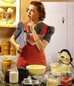 За да ви спори домакинската работа, планирайте действията си - изображение