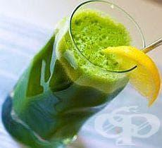 Пийте сока от магданоз в чист вид или с мляко - изображение