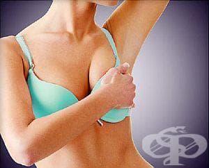 Преглеждайте сама гърдите си всеки месец след менструация - изображение
