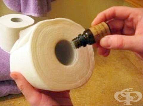Направете си сами безвреден и евтин ароматизатор за тоалетна - изображение