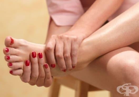 21 точки на краката, които да масажирате, за да подобрите общото благосъстояние - изображение