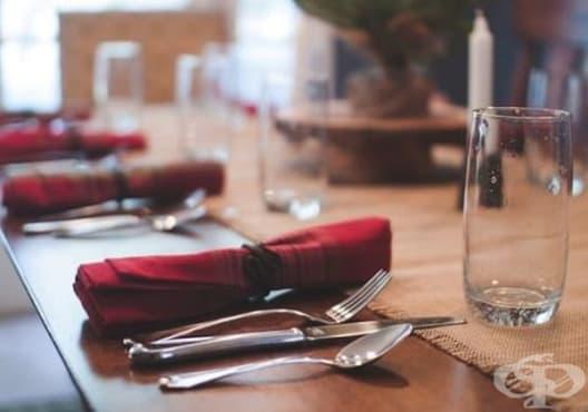 22 правила за етикет по време на вечеря, с които да направите добро впечатление - изображение