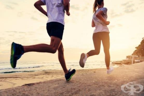 4 емоционални и физически ползи от бягането - изображение