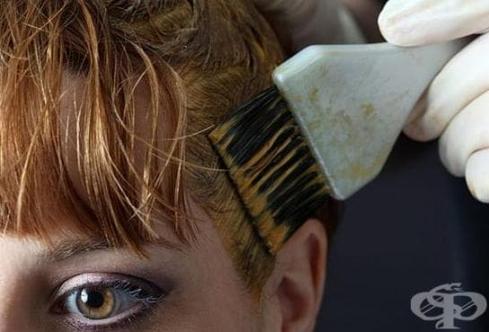 5 метода за премахване на петната от боя за коса върху кожата - изображение
