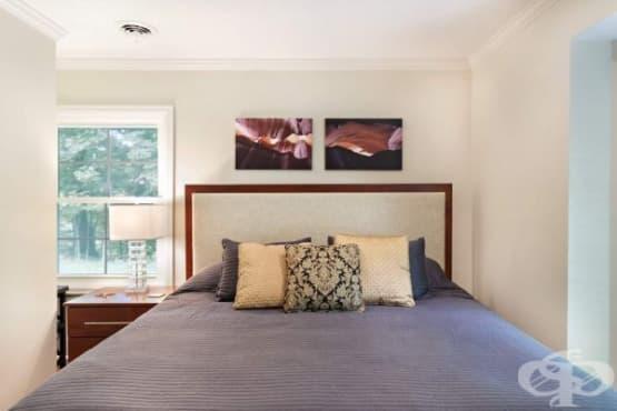 Създайте уютна и красива стая за гости, като следвате 5 лесни стъпки - изображение