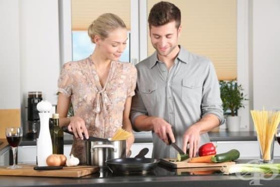 Подгответе изискана и забавна вечеря за гости с 5 лесни стъпки - изображение