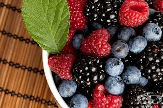 6 ползи от горските плодове за здравето - изображение