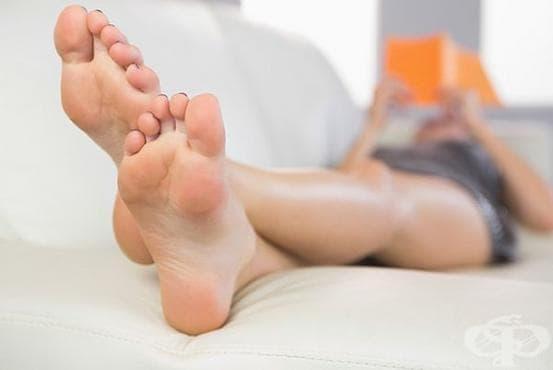 6 прости съвета срещу изморени и отекли крака - изображение