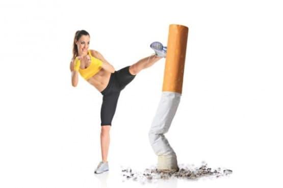 7 полезни съвета как да се предпазите от натрупване на излишни килограми след отказ от тютюнопушенето - изображение
