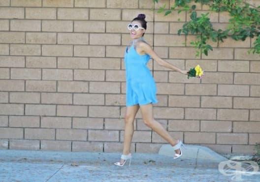 7 съвета за ниски момичета, с които да изглеждат по-високи и по-слаби - изображение