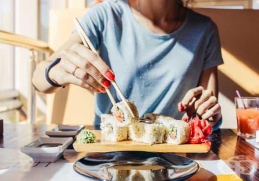 8 принципи на хранене, които правят японците едни от най-слабите в света - изображение