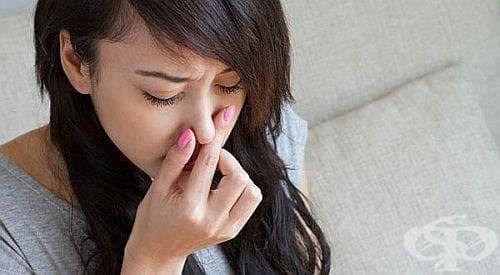 Облекчете течащия нос за по-малко от минута - изображение