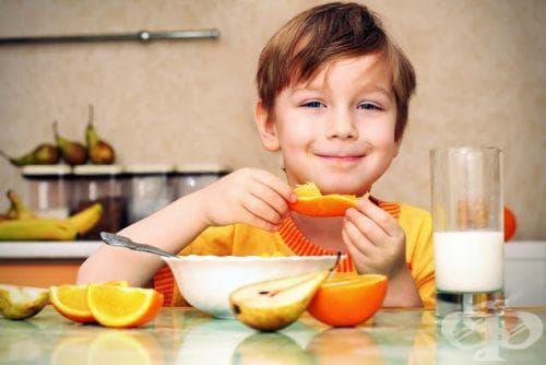 Приучете детето си към хранителни навици със 7 прости правила - изображение