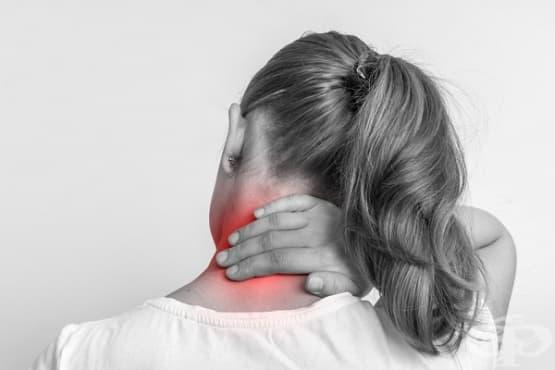 Облекчете болката във врата с акупресура в 4 точки - изображение