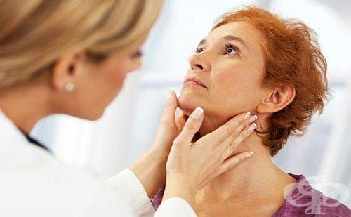 Ако имате възли на щитовидната жлеза, правете компреси със сини сливи или тиква - изображение