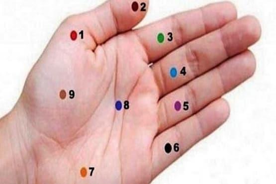 Облекчете различни здравословни неразположения чрез масаж на 9 акупунктурни точки - изображение