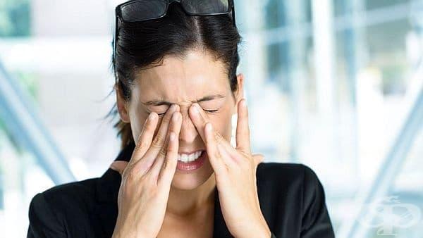 Жабурете се с кокосово или сусамово масло срещу алергичен ринит - изображение