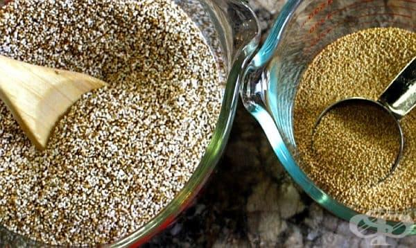 Пригответе си малки здравословни пуканки от амарант - изображение