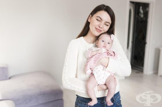 Облекчете стомашните проблеми при бебето по 5 начина - изображение