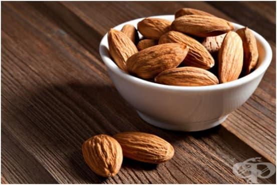 Набавете си дневната доза от фибри с пет вида ядки и семена - изображение