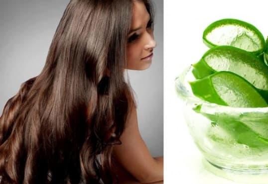 Направете си балсам против косопад с алое, мента и лимонов сок - изображение