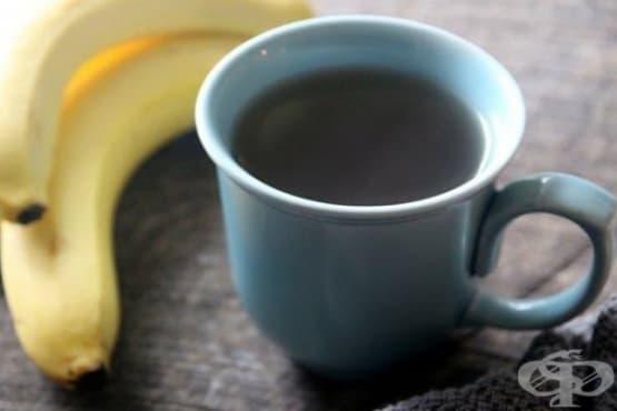 Консумирайте чай от банан и канела за по- качествен и дълбок сън - изображение