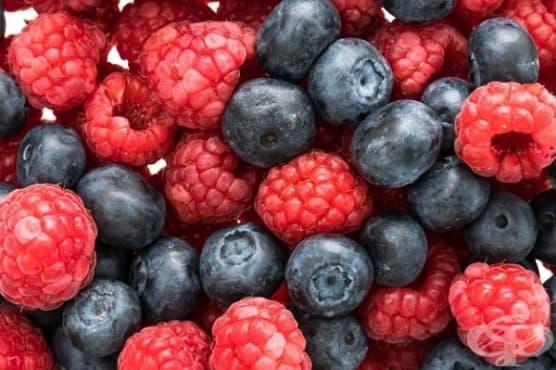 4 здравословни ползи на антонцианините в червените и сините храни - изображение