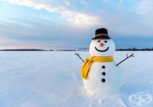 Безплатна зимна медицина - как да се възползвате от невероятните свойства на снега - изображение