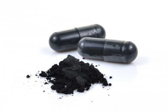 Детокс и прочистване на стомаха с активен въглен - изображение