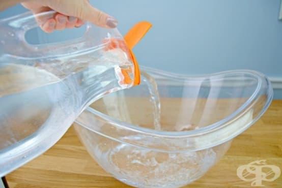 Направете домашна белина без токсични химикали - изображение
