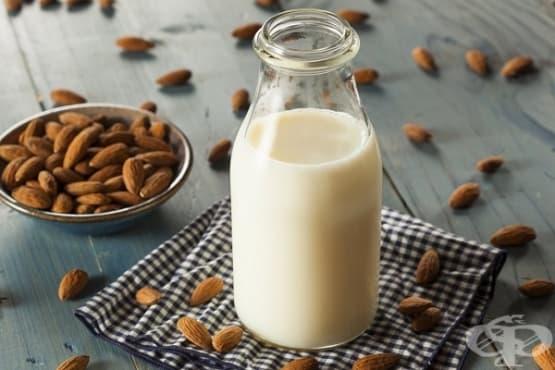 Как да приготвим полезно мляко от бадеми - изображение
