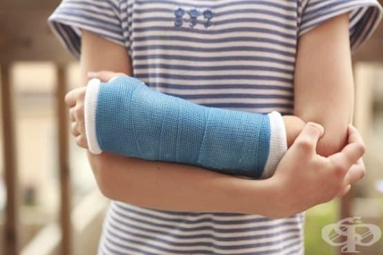 Естествени методи за бързо заздравяване на счупена кост - изображение