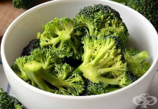 Подобрете зрението си с броколи  - изображение