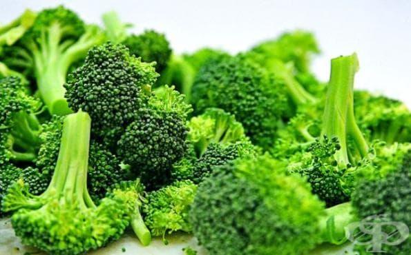 Свалете излишните килограми, похапвайки броколи - изображение