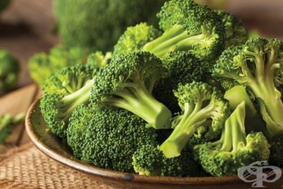 Научете 5 здравни ползи от консумацията на броколи    - изображение
