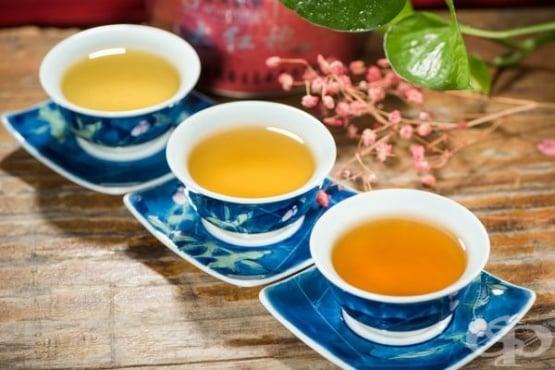 Рецепти за чай от черен бъз за насърчаване на имунитета - изображение