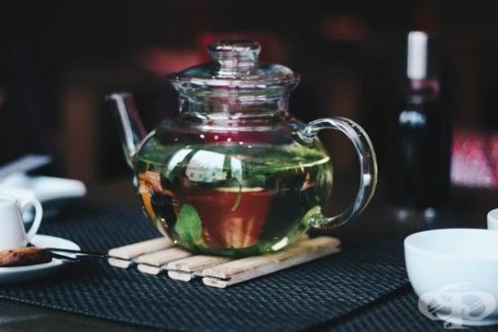 Пречистете белите дробове с чай от живовляк  - изображение