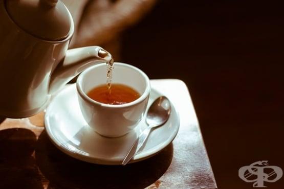 Консумирайте чай от живовляк против кашлица - изображение
