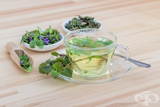 Рецепти за чай против тютюнопушене - изображение