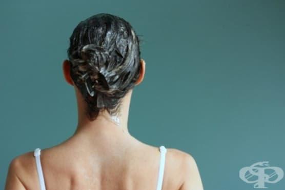 Мийте косата с хума за мекота и блясък - изображение
