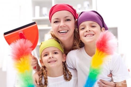 5 начина да научите детето да помага у дома - изображение
