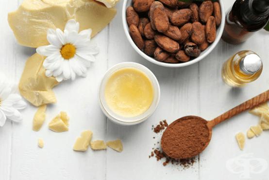 Използвайте какаово масло за силна и блестяща коса - изображение