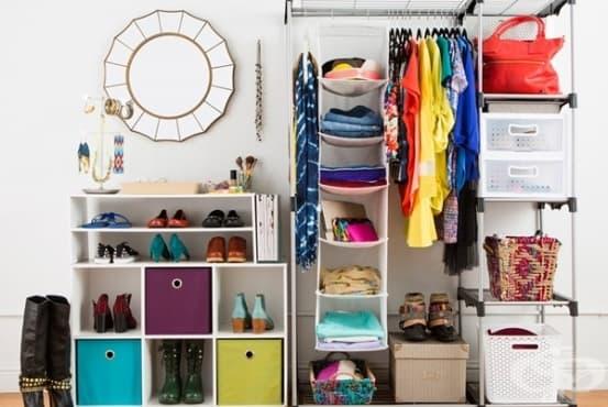 Поддържайте дома подреден със 7 лесни трика - изображение