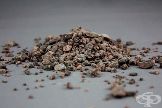 Използвайте черна сол при стомашни проблеми и повишен холестерол - изображение