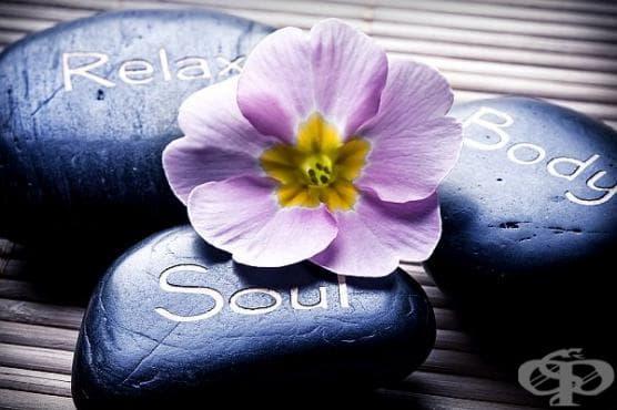 Да преборим стреса с масаж - изображение