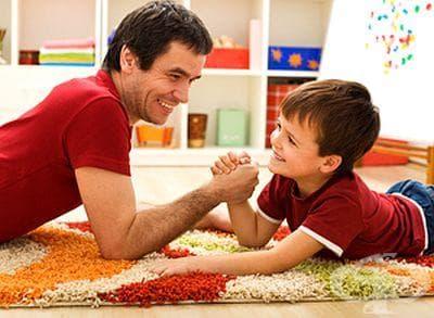 Дайте личен пример на децата, за да започнат да правят упражнения - изображение