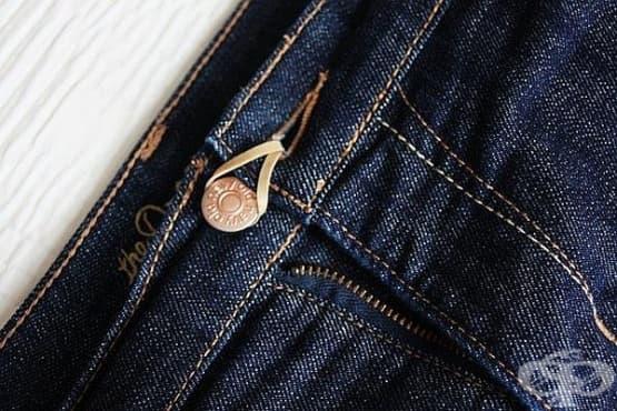 Разширете талията на тесните дънки с този лесен трик - изображение