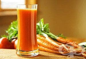 Давайте на детето настъргани моркови против глисти - изображение
