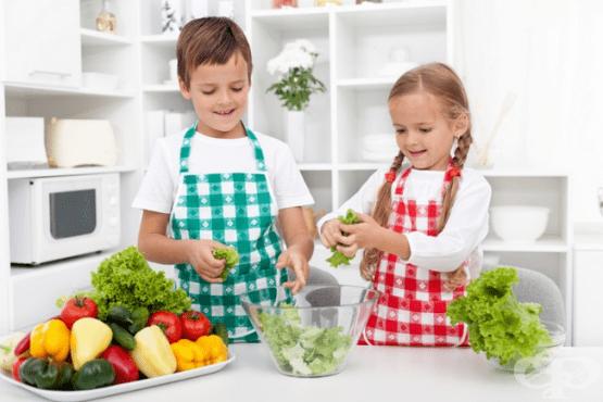 Давайте задачи на децата си, за да ги накарате да се чувстват полезни - изображение